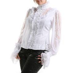 Camisa/Blusa Blanca