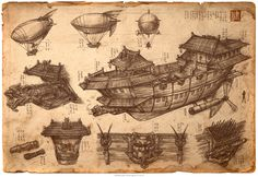 Choose your favorite steampunk drawings from millions of available designs. All steampunk drawings ship within 48 hours and include a money-back guarantee. Steampunk Ship, Steampunk Drawing, Steampunk Kunst, Asian Steampunk, Steampunk Makeup, Steampunk City, Steampunk Artwork, Steampunk Crafts, Steampunk Wedding