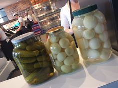 Do you like #pickles with your fish and chips?
