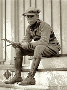 Working Boy 1920s