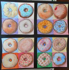 Fine Lines: Why Doughnut Art??