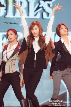 SNSD's Seohyun, The Boys era