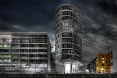 Hafen City  by wernersperl
