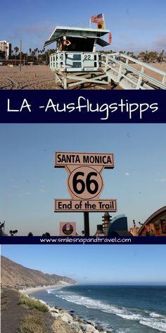 Suchst du Ausflugstipps für LA? Dann besuche Santa Barbara, Santa Monica und den Venice Beach. Entdecke die Sehenswürdigkeiten entlang der kalifornischen Küste.
