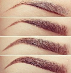 Perfect Eyebrows Made Easy With Semi Permanent Make Up Love Makeup, Makeup Tips, Beauty Makeup, Makeup Looks, Hair Beauty, Makeup Blog, Makeup Products, Maquillaje Kylie Jenner, Beauty Secrets