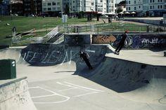 bondi beach skate park - urban acid