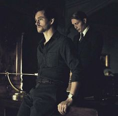 These guys will break your heart and your mind. Hannibal and Will.