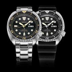 Seiko Prospex SRP775 and SRP777  Hvem vil jeg like best?