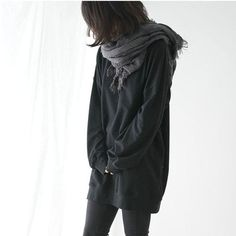 Autumn Hoodies O Neck Long Sleeve Black Color Women Outwear Casual Loose Tracksuit Women Cotton Hoodies Oversized