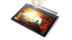 "#5: Lenovo Yoga Tab 3 Pro - QHD 10.1"" Android Tablet Computer (Intel Atom x5-Z8550 4GB RAM 64GB SSD Projector) ZA0F0099US"