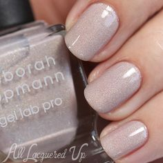Dirty Little Secret - Deborah Lippmann Spring 2016 Afternoon Delight Swatches and Review