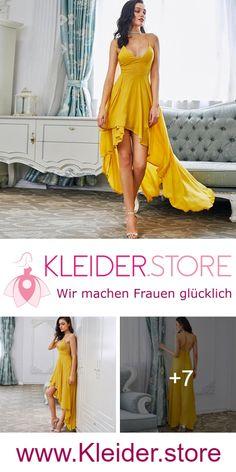 322f7df9b85a Gelbes Kleid Als Hochzeitsgast günstig Online kaufen – jetzt bis zu -87%  sparen