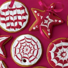 Our Gingerbread cookie recipe lends itself to the creation of beautifully festive holiday treats. Find more holiday cookie recipes at Chatelaine.com.