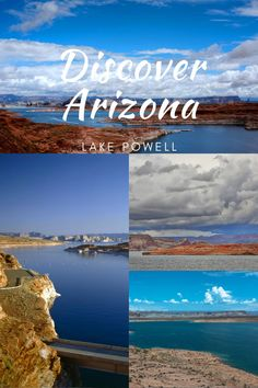 Lake Powell in Arizona is one of the popular house boating destinations in the USA. The serene lake, colossal canyons, the quaint houseboats, its unique setting, and the easy accessibility to some of the most exotic American locations make Lake Powell a staycationer's perfect den.The plethora of activities in the outdoors, plenty of places to explore and the adventurous and laid-back life of Lake Powell is perfect for a staycation. Visit Atlanta, Visit Denver, Visit Chicago, Arizona Travel, Arizona Usa, North America Destinations, Visit San Diego, Lake Powell, Houseboats