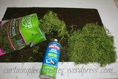Espanhol Moss Mat Supplies