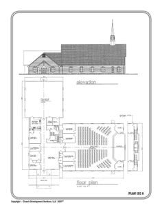 Church floor plans free designs free floor plans building 10000 sq feet 5 classrooms nursery and fellowship hall malvernweather Gallery