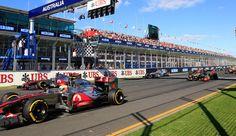 Grand Prix d'Australie 2013 Melbourne horaire et circuit Albert Park Melbourne, Melbourne Australia, Grand Prix F1, Australia Tourism, Australian Grand Prix, Formula One, Top Ten, Circuit, Cool Pictures