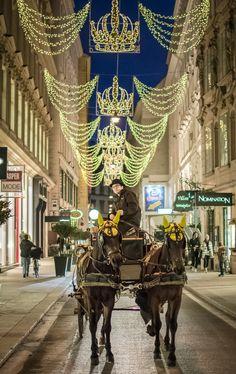 Happy Merry Christmas. - Vienna, Austria.