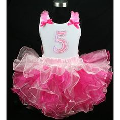 5th Birthday Outfit!! www.facebook.com/southerncharmoh