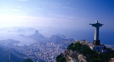 This bustling metropolis, located between a tropical forest and a series of magnificent beaches, is an ideal base for exploring either, while the Cidade Maravilhosa has everything fans of modern urban life could wish for. Highlights of the Rio calendar include the New Year's Eve celebrations and world-famous Carnival. Sugarloaf Mountain and the statue of Christ the Redeemer, which sits atop the Corcovado Mountain are sights to see for sure.