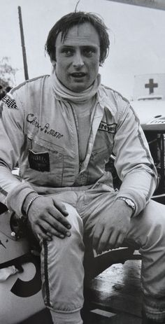 Chris Amon - The best F1 driver not to win a Grand Prix...