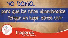 Los niños son nuestra responsabilidad porque son nuestro mañana, apoyemos para que los niños que no tienen hogar tengan el apoyo de mas instituciones que velen por su integridad.  Dona lo que ya no uses para que otras personas le puedan dar un segundo uso y así evitar el generar mas desperdicios.  Contáctenos: Central: 258-3889 RPC: 943520010 Email: donaciones@traperosdesanpablo.org www.traperiasanpablo.org #Reciclaje #Donación #Ecología #Perú #Traperos #Traperia