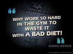 Why work so hard ~~