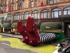 Harrods London, Creativity and non conventional marketing