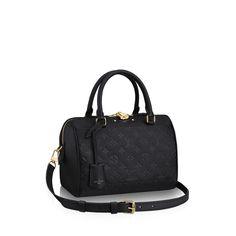 2b723e0d95 Speedy Bandoulière 30 Monogram Empreinte Leather - HANDBAGS | LOUIS VUITTON  ® Louis Vuitton Monogram,