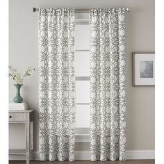You'll love the Lotus Harmony Single Curtain Panel at Wayfair - Great Deals on all Décor  products with Free Shipping on most stuff, even the big stuff.