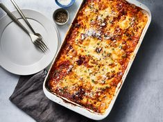 Our eggplant lasagna is a delicious, crowd-pleasing dinner that results from swapping traditional lasagna noodles for slabs of fresh eggplant. Besides being a great gluten-free and low-carb … Beef Casserole, Casserole Recipes, Pasta Recipes, Cooking Recipes, Beef Recipes, Cooking Game, Dinner Recipes, Hamburger Recipes, Vegetables