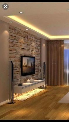 Meuble Tv Angle, Living Room Tv Unit, Living Room Decor, Living Room Designs, Be. Bedroom Tv Unit Design, Living Room Tv Unit Designs, Tv In Bedroom, Bedroom Decor, Modern Bedroom, Decor Room, Tv Wall Unit Designs, Tv Unit Furniture Design, Diy Furniture