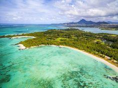 Wyspa Ile Aux Cerfs