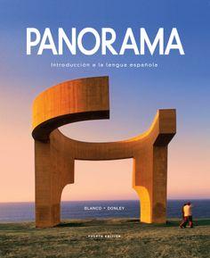 Panorama : introduccíón a la lengua española / Jose A. Blanco, Philip Redwine Donley (late)