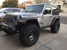 Jeep Rubicon 2 Door, 2 Door Jeep, Jeep Wrangler Rubicon, Jeep Wranglers, Future Trucks, Future Car, Jeep Wrangler Accessories, Toyota Fj Cruiser, Lifted Ford Trucks