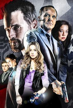 Agents of S.H.I.E.L.D. except for Ward. I want Ward to go away.