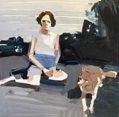 Lou Lou by Clara Adolfs Painting People, Figure Painting, Sketch Painting, Australian Artists, Large Art, Fine Art Gallery, Contemporary Paintings, Figurative Art, Traditional Art