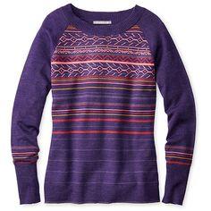 Women's Ethno Graphic Sweater