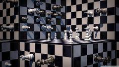 Cool Fantasy Chess Art