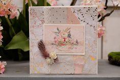 LaBlanche :: Mehr Beispielkarten mit Lace Papier gebastelt