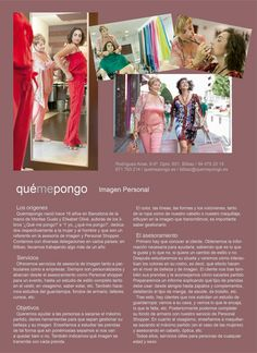 Idoia Zarrabeitia, asesora de imagen y personal shopper de la sucursal bilbaína de Quémepongo, en Aux Magazine.