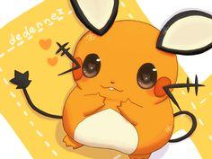 images of dedene the pokemon | Dedenne Pokemon HD Wallpaper 2