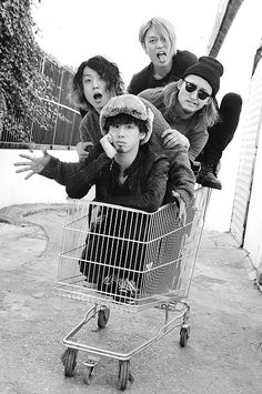 My favorite Japanese band recently~~