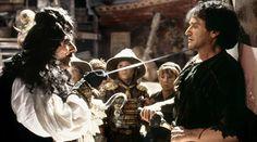Hook - Robin Williams & Dustin Hoffman