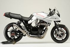 The Suzuki Katana GS
