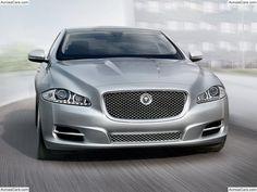 Jaguar XJ Sentinel (2011)