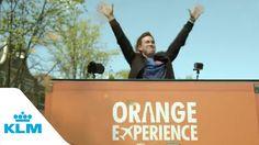 Koningsdad o Experiencia Naranja!! Magnifica activación de KLM & HEINEKEN