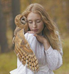 wikitree | 진짜 동물과 찍은 '미녀와 야수' 사진 18장