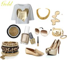Fall 2012 Colors: Gold