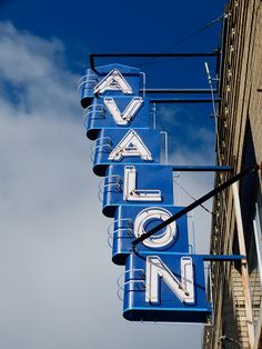 Avalon Theatre, Belmont, Portland Oregon
